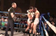 Juan Salmerón ha hecho su sueño realidad proclamándose Campeón de España de Muay Thai