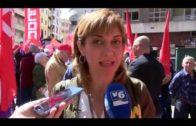 Los sindicatos piden más derechos, más igualdad y mas cohesión