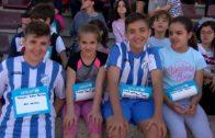 Más de 500 niños corren a favor de UNICEF