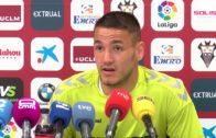 Rei Manaj asegura que en un play off preferiría evitar al Málaga