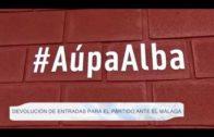 Devolución de entradas para el partido ante el Málaga