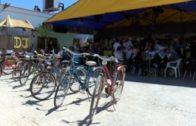 Al Fresco Reportaje 'Bicicletas Vintage' en Santa Ana 29 de Julio 2019