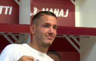 El Albacete cierra su delantera con la renovación de Rey Manaj