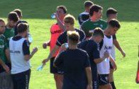 El Albacete prepara su partido de pretemporada contra el Getafe B