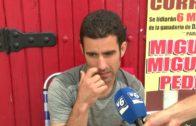 Pedro Marín, trasladado al hospital