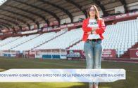 Rosa María Gómez nueva directora de la Fundación Albacete Balompié