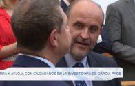 Tira y afloja con Ciudadanos en la inverstidura de García Page