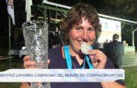 Beatriz Laparra campeona del mundo en Compak Sporting