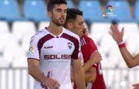 El Albacete pierde 0-3 frente al Almería en su debut liguero