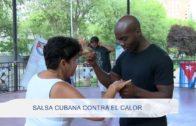 Salsa cubana contra el calor
