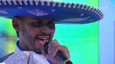 Actuación de Charrito Murillo