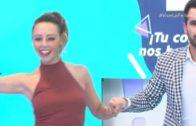 Actuación de Miguel Angel y Anabel