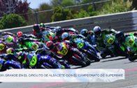 Día grande en el circuito de Albacete con el campeonato de Superbike