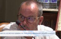 Dimite el Secretario General del PSOE en Villarrobledo