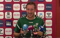 El Alba se medirá al Huesca hoy a las 19.00 horas
