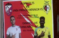 El Albacete FS se enfrenta esta tarde al Jaén Paraíso Interior