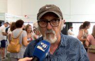 Homenaje a José Antonio en la Casa de la Cultura