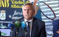 """Presentado el trofeo de tenis """"Ciudad de Albacete"""""""