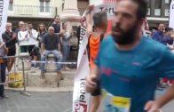 Seve Felipe, victoria y récord en la media maratón de Teruel