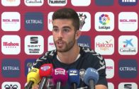 Barri siente el respaldo del Alba, pese a los pitos de la afición