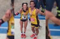 María Ángeles  Magán campeona del Circuito de Carreras Populares