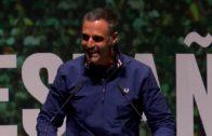 Santiago Abascal 'revienta' el Palacio de Congresos