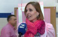 Un lazo rosa gigante contra el cáncer de mama