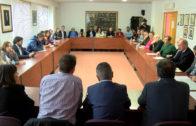El secretario de Estado de medio ambiente ha visitado hoy la Casa del Pueblo en Albacete