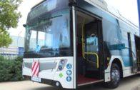 AJUSA suministra hidrógeno a un autobús por primera vez en España