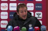 Karim Azamoum se postula como central ante el Zaragoza