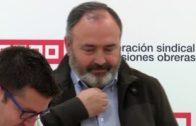 Pedrosa rehuye aclarar su futuro al frente de UGT-CLM