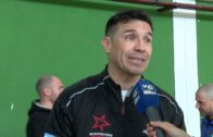 Sergio Maravilla Martínez, el boxeador argentino, ha visitado este fin de semana la capital