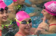 200 Nadadores participan en la quinta San Silvestre Acuática