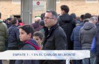Herido en el cuello un joven en una multitudinaria pelea en La Zona de Albacete
