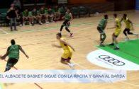 Los protagonistas del Basket en la ciudad hoy en 'V6 DXTS'