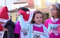 Marea rosa en la San Silvestre más solidaria de la región