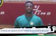 Ryan Ejim, nuevo pívot para el Albacete Basket