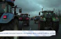ASAJA quiere paralizar Toledo el 4 de febrero, ante la grave crisis del sector