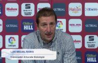 El Albacete suma su quinta jornada sin conocer la victoria