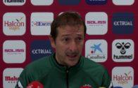 El equipo se mide al Oviedo en un partido vital para su futuro