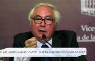 El hellinero Manuel Castells será ministro de Universidades