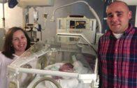 Gonzalo, primer nacido en 2020 en Castilla La Mancha