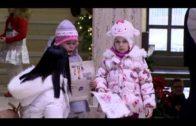 Los niños de Albacete entregan sus cartas a los Reyes Magos
