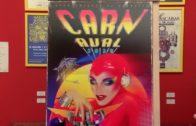 Retrofuturista y que invita a jugar, así es el cartel del Carnaval 2020