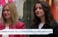 Carmen Picazo, en la candidatura de Inés Arrimadas
