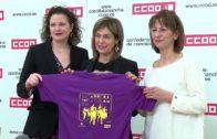 CCOO ha presentado la tercera Carrera por la Igualdad
