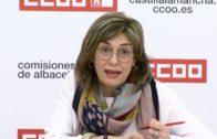 CCOO reivindica los derechos de los trabajadores del hogar