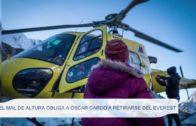 El mal de altura obliga a Óscar Cardo a retirarse del Everest