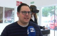 Loxamhune forma a operarios de maquinaria con realidad virtual