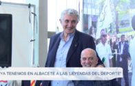Ya tenemos en Albacete a las 'Leyendas del deporte'